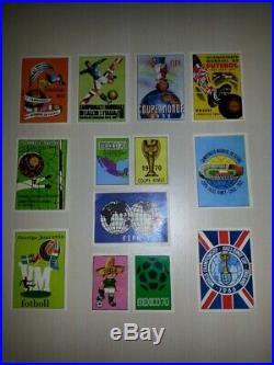 100%original Panini Mexico 70 full adhesive set of stickers all like unused/new