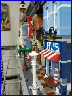14 Lego Modulars Complete and Original. Super Rare with all Minis and Books