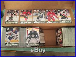 15-16 Ud Series 1 Base Including All Young Guns And Base Canvas And Young Guns