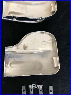 1941 buick all models Original fender guards Buick elephant ears full set A+