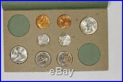 1947 P / D / S Original Us Double Mint Set Super Fresh All Halves Super Nice