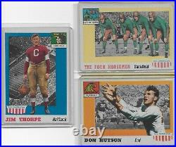 1955 Topps All-American Football COMPLETE SET 100 Cards VG-EX/EX+