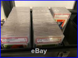 1955 Topps All-American Football Complete Set 100 Cards All PSA 5 EX Condition