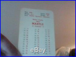 1959 APBA Baseball ORIGINAL SET-ALL CARDS ARE NOW PRESENT