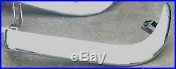 1963 1964 1965 1966 1967 Corvette Used Original Bumper SET (All 5 Pieces) Frt/Bk