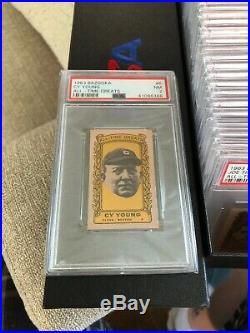 1963 Bazooka All Time Greats Atg Psa Complete Gold Set Ruth Gehrig Rare