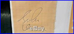 1964/65 The Beatles Full Set Of Autographs By All 4 Members