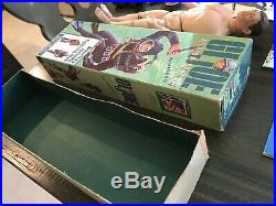 1964 Gi Joe Action Sailor Set 7600 In Box All Original WithDog Tag and Paperwork