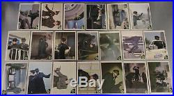 1966 Green Hornet 38 Card Original Lot ALL DIFFERENT Close to Set! SHARP