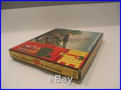 1968 All Original Hasbro GI Joe 7540 Authentic Equipment Photo Box Set VERY RARE