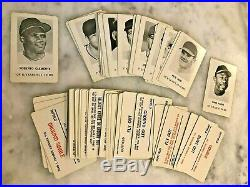 1970 MILTON BRADLEY BASEBALL GAME Complete, all pieces and cards