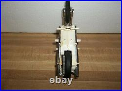 1970s EVEL KNIEVEL All Original 1st Issue Stunt Cycle Set Chrome Forks Ideal Toy