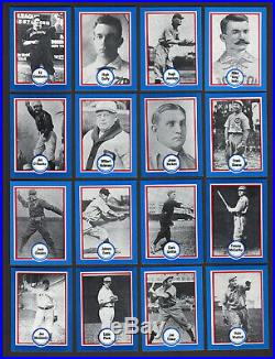1976-1977 Shakeys Pizza BASEBALL HALL OF FAME Set ALL 160 cards withvariations A