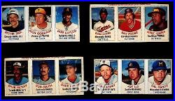 1977 HOSTESS 150 Card 50 Panel Complete Set ALL PANELS READY TO BE CUT! RARE