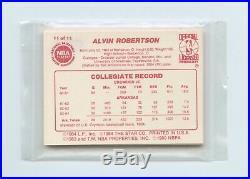 1985-86 Star Co. Factory Sealed Bagged SET ALL-ROOKIE TEAM Michael Jordan