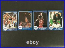 1985 Star Lite All Stars Michael Jordan #4A RC BGS 8.5 (COMPLETE SET)