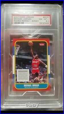1986 Fleer Basketball Complete Set 1-132 Includes Michael Jordan & All Stickers