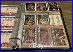 1987 1988 1989 1990 Fleer Basketball Complete Sets + ALL STICKERS Michael Jordan