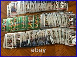 1993 Topps Finest Baseball Complete Set 199 CARDS ALL SLEEVED