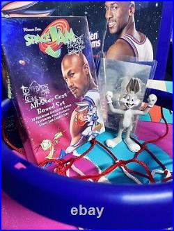 1996 Upper Deck Space Jam Cards All Star Cast Sealed Box Set Michael Jordan Bugs