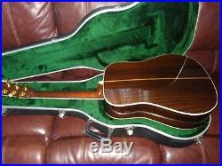 1998 Martin D-41 Acoustic Guitar. Very Clean. All Original. Pro Set-up. D28 D35