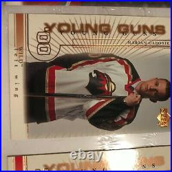 2000/01 Upper Deck Hockey Complete Set 440 NM-M All Young Guns
