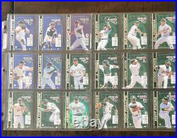 2000 MLB Showdown 1st Edition Master Set with All Foils and Strategy Cards