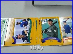 2002 Topps Traded Baseball Complete Set T1-T275 with All 110 Short Prints G4