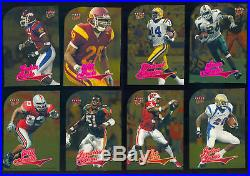 2004 Fleer Ultra Gold Medallion Football Lucky 13 Parallel Set 1-232 All RC SP's