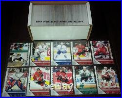 2005 06 UPPER DECK NEAR COMPLETE SET SERIES 1 With ALL YOUNG GUNS MINT NO CROSBY
