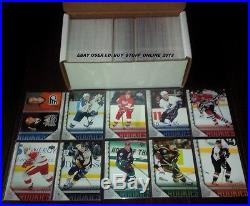 2005 06 UPPER DECK NEAR COMPLETE SET SERIES 2 With ALL YOUNG GUNS MINT NO OVECHKIN