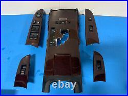 2006 07 2008 Lexus Is250 Is350 Interior Trim Set Gear Shift Door Window Control
