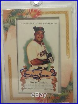 2006 Topps Allen & Ginter Baseball Complete Autograph Set (all 51 Autos) 10 Year