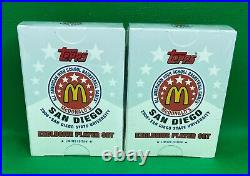 2006 Topps Mcdonald's All American (2) Sealed Sets Kevin Durant Xrc