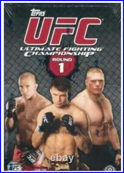 2009 Topps Ufc Round 1 Gold Partial Set! All Rookies! Only 432 Exist! Needs 2