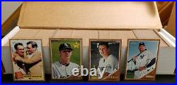 2011 Complete Topps HERITAGE SET 1-500 (All 75 SPs) & (6) Checklists MINT