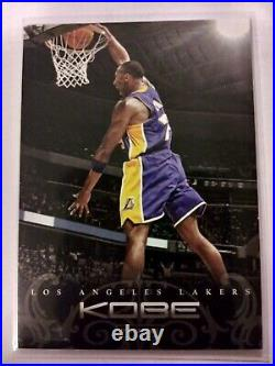 2012-13 Panini Kobe Bryant Anthology COMPLETE 200 CARD SET including ALL SP's