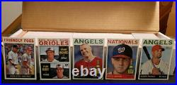 2013 Complete Topps HERITAGE SET (500) Cards #1-500 ALL (75) SPs Trout MINT