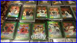 2013 Finest 93 All Star Refractor Complete Auto Set /5