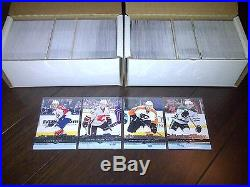 2014 15 Upper Deck Complete Set (1-500) With All 100 Young Guns