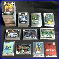 2014 Panini World Cup Prizm COMPLETE MASTER SET 411 cards = BASE + ALL INSERTS