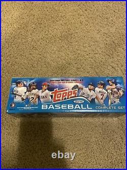 2014 Topps Baseball Complete Set. All Star Box