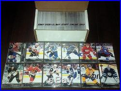 2015 16 UPPER DECK NEAR COMPLETE SET 1-250 MISSING McDAVID YOUNG GUNS ALL MINT