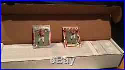 2017 Donruss Football COMPLETE MASTER SET withall subsets appr 800cards MAHOMES