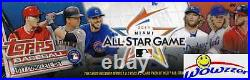 2017 Topps Baseball SPECIAL 705 Card ALL STAR GAME Factory Set-Aaron Judge RC