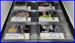 2018-19 Panini Noir Sneaker Spotlight ALL 37 RELEASED CARDS Kobe, Luka, Trae, etc
