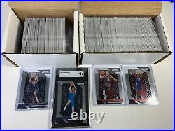 2018-19 Prizm Basketball Complete set 1-300 withall RC'S Doncic Young Sexton ++