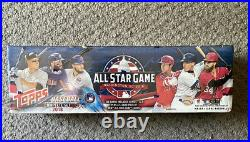 2018 Topps Factory Sealed Complete Set All Star Game Acuna Ohtani Gleyber PSA