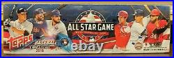 2018 Topps Factory Sealed Complete Set All Star Game Acuna Ohtani Gleyber RCs