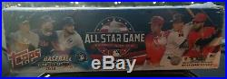 2018 topps 707 card factory all star set sealed with foil stamped rcs acuna jr
